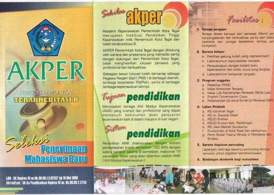 Download Brosur Pendaftaran Belakang